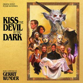 KISS THE DEVIL IN THE DARK - Original Motion Picture Soundtrack