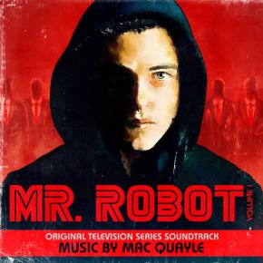 MR. ROBOT  - ORIGINAL TELEVISION SERIES SOUNDTRACKS VOLUMES 1 & 2
