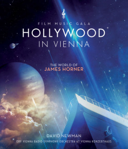 HOLLYWOOD IN VIENNA: THE WORLD OF JAMES HORNER Blu-ray release