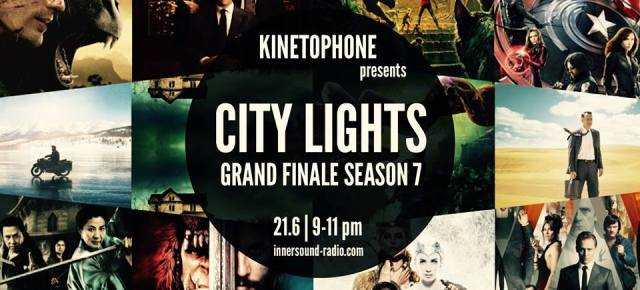 CITY LIGHTS Radioshow: GRAND FINALE, SEASON 7