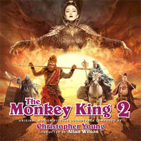 THE MONKEY KING 2 - Original Motion Picture Soundtrack