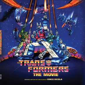 THE TRANSFORMERS: THE MOVIE, THE (180 GRAM VINYL) - Original Motion Picture Score