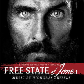 FREE STATE OF JONES - Original Motion Picture Soundtrack