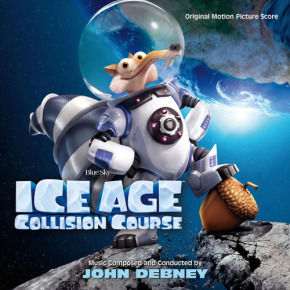 ICE AGE: COLLSION COURSE - Original Motion Picture Soundtrack