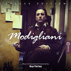 MODIGLIANI - Original Motion Picture Score (Deluxe Edition)