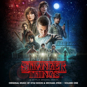 STRANGER THINGS - Original Series Soundtrack