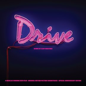 DRIVE SOUNDTRACK 5TH YEAR ANNIVERSARY SPECIAL EDITION 'NEON PINK' RELEASE