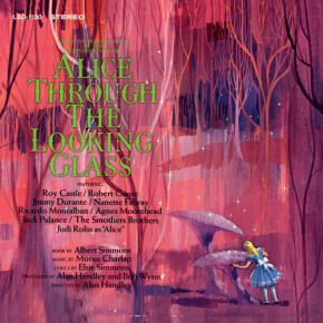 ALICE THROUGH THE LOOKING GLASS – 1966 Television Soundtrack Recording