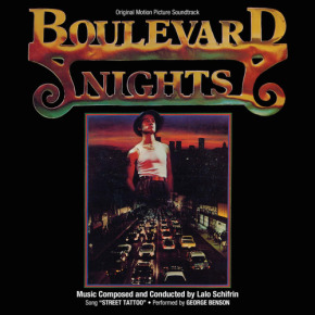 VARÈSE SARABANDE RECORDS LAUNCHES NEW SERIES/BOULEVARD NIGHTS by Lalo Schifrin