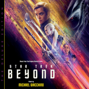STAR TREK BEYOND – The Deluxe Edition