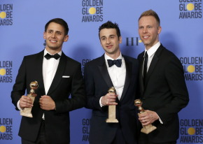 74th GOLDEN GLOBE WINNERS 2017: JUSTIN HURWITZ wins for 'LA LA LAND' (Complete Nominees and Winners List!)