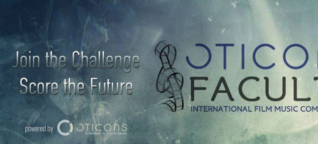 OTICONS FACULTY INTERNATIONAL FILM MUSIC COMPETITION 2017