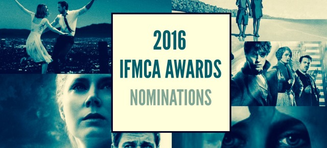 "INTERNATIONAL FILM MUSIC CRITICS ASSOCIATION AWARD NOMINATIONS ANNOUNCED; MICHAEL GIACCHINO AND ""LA LA LAND"" COMPOSER JUSTIN HURWITZ LEAD THE PACK"