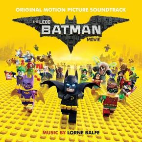 THE LEGO BATMAN MOVIE - Original Motion Picture Soundtrack