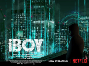 THE NETFLIX ORIGINAL MOVIE iBOY FEATURES ORIGINAL MUSIC BY COMPOSERS MAX ARUJ AND STEFFEN THUM