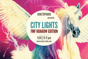 CITY LIGHTS FILM MUSIC RADIOSHOW: FMF KRAKOW EDITION