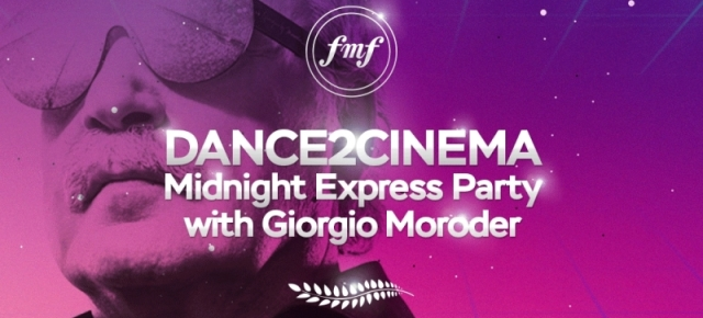 Dance2Cinema: Midnight Express Party with Giorgio Moroder During FMF Krakow