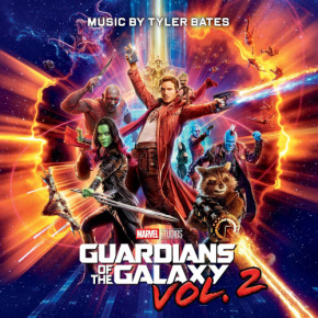 GUARDIANS OF THE GALAXY VOL. 2: Awesome Mix Vol. 2 & Score