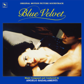 VARÈSE SARABANDE RECORDS TO RELEASE BLUE VELVET SOUNDTRACK LP