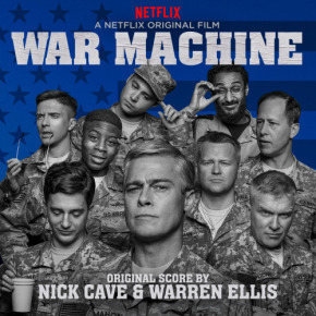 WAR MACHINE - Original Netflix Soundtrack