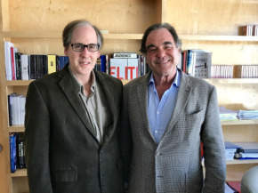 COMPOSER JEFF BEAL COLLABORATES WITH OLIVER STONE ON THE PUTIN INTERVIEWS