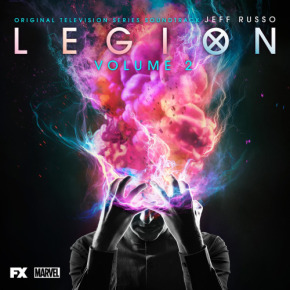 LEGION Season 1, Volume 2 - Original Television Series Soundtrack