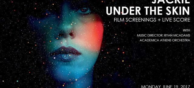 LIVE SCREENING IN ATHENS: Wordless Music Orchestra plays Jackie / Under the Skin by Mica Levi
