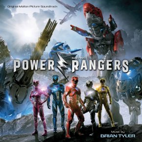 SABAN'S POWER RANGERS – Original Motion Picture Soundtrack on LP