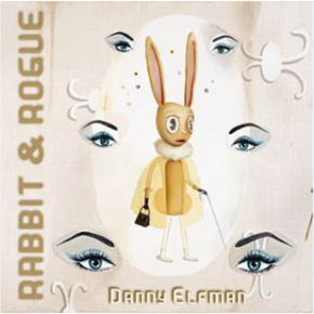 DANNY ELFMAN RABBIT & ROGUE Limited Deluxe Edition