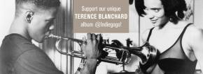 SUPPORT THE UNIQUE 'TERENCE BLANCHARD: MUSIC FOR FILM' COMPILATION ALBUM