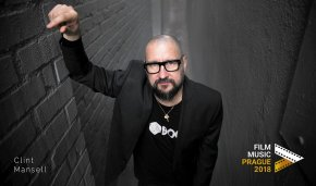 CLINT MANSELL SYMPHONIC CONCERT IN FILM MUSIC PRAGUE & OTHER CONCERTS  DURING FESTIVAL