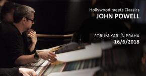 HOLLYWOOD MEETS CLASSICS: JOHN POWELL IN PRAGUE
