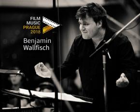 BENJAMIN WALLFISCH TO HEADLINE AND CONDUCT CONCERT DURING FILM MUSIC PRAGUE 2018