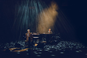 DUSTIN O'HALLORAN AND HAUSCHKA BRING THEIR 'CINEMATIC COLLABORATION' TO VIDEODROOM (WSA 2018, GENT)