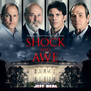 SHOCK AND AWE - Original Motion Picture Soundtrack
