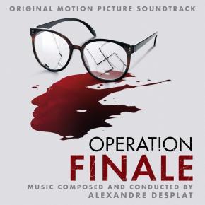 OPERATION FINALE - Original Motion Picture Soundtrack