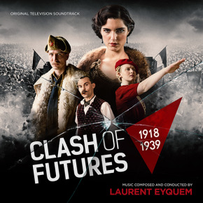 CLASH OF FUTURES - Original Television Soundtrack