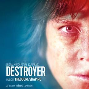 DESTROYER – Original Motion Picture Soundtrack