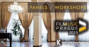 FILM MUSIC PRAGUE 2019 - PANELS & WORKSHOPS