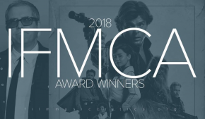 "INTERNATIONAL FILM MUSIC CRITICS ASSOCIATION ANNOUNCES WINNERS OF 2018 IFMCA AWARDS; ""SOLO"" TAKES SCORE OF THE YEAR, MULTIPLE WINS FOR JOHN POWELL, JAMES NEWTON HOWARD"