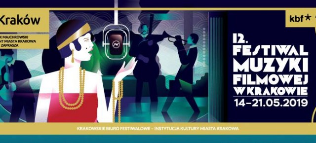 12th FMF KRAKOW FILM MUSIC FESTIVAL - PROGRAM REVEALED!