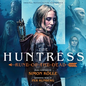 THE HUNTRESS: RUNE OF THE DEAD - Original Motion Picture Soundtrack