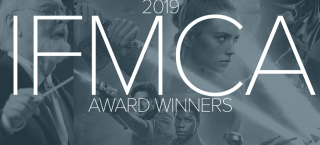 INTERNATIONAL FILM MUSIC CRITICS ASSOCIATION ANNOUNCES WINNERS OF 2019 IFMCA AWARDS