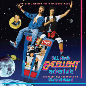 BILL & TED'S EXCELLENT ADVENTURE (REISSUE) - Original Motion Picture Soundtrack